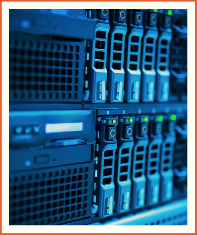 Image of servers
